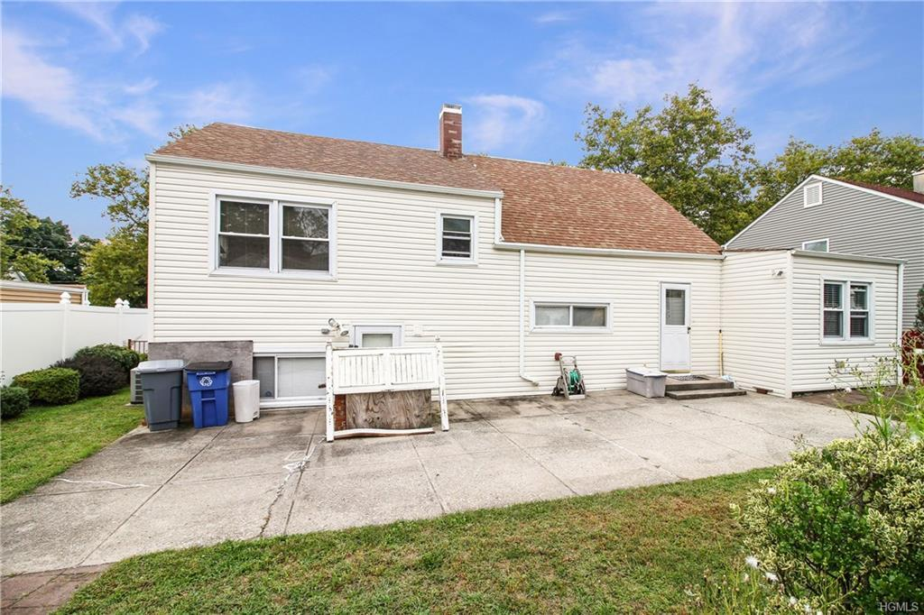 168 Remsen Road Yonkers, NY 10710 - MLS #: 4843895